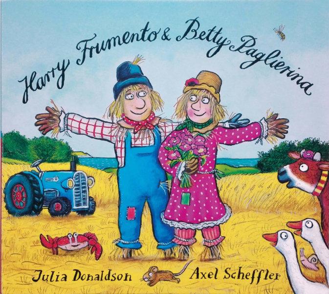 Harry Frumento e Betty Paglierina - Donaldson/Scheffler   Emme Edizioni