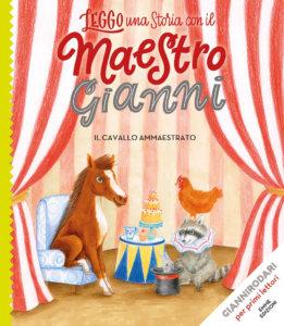 Il cavallo ammaestrato - Rodari/Tonelli | Emme Edizioni