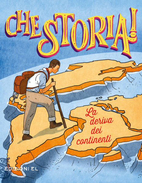 La deriva dei continenti - Rossi/Lissoni | Edizioni EL