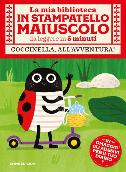 Coccinella, all'avventura! - Campello/Tinarelli | Emme Edizioni