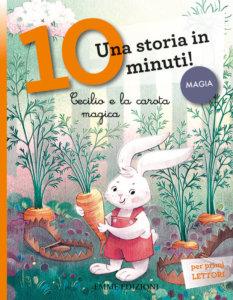 Cecilio e la carota magica - Campello/Alberini | Emme Edizioni