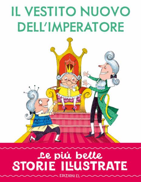 Il vestito nuovo dell'imperatore - Piumini/Bongini | Edizioni EL