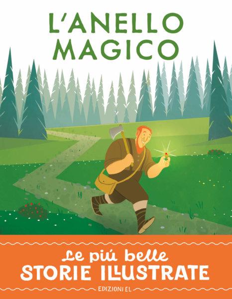 L'anello magico - Bordiglioni/Feltrin | Edizioni EL