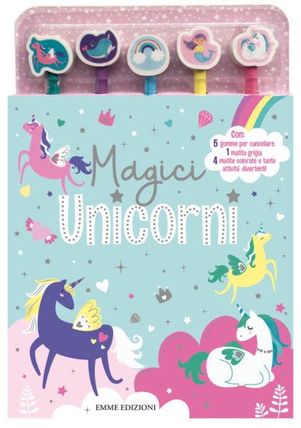 Magici Unicorni - AA.VV.   Emme Edizioni