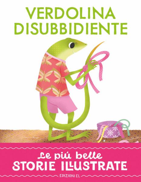 Verdolina disubbidiente - Lamarque/Zito   Edizioni EL