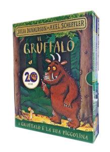 Il Gruffalò e Gruffalò e la sua piccolina - Donaldson/Scheffler |  Emme Edizioni