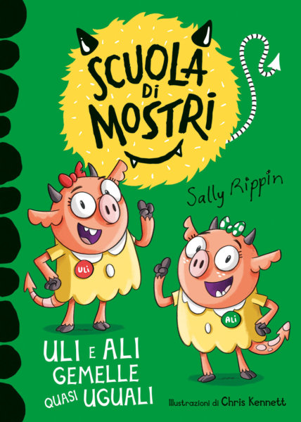 Uli e Ali gemelle quasi uguali - Rippin/Kennett | Emme Edizioni