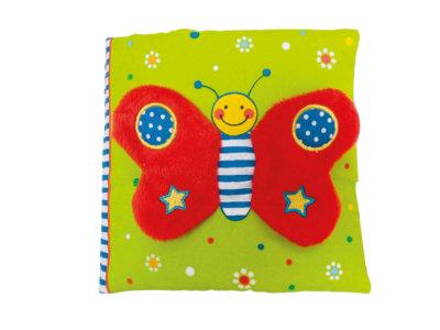 Il libro del bebè - Farfalla rossa - AA.VV. | Edizioni EL