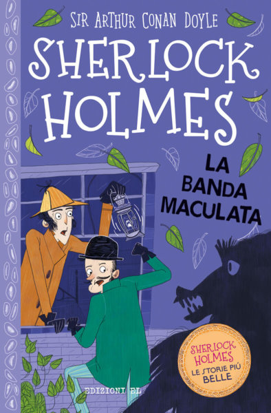 Sherlock Holmes - La banda maculata - Baudet/Bellucci   Edizioni EL